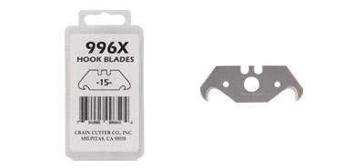 No 996x Hook Blades 15 Crain Tools